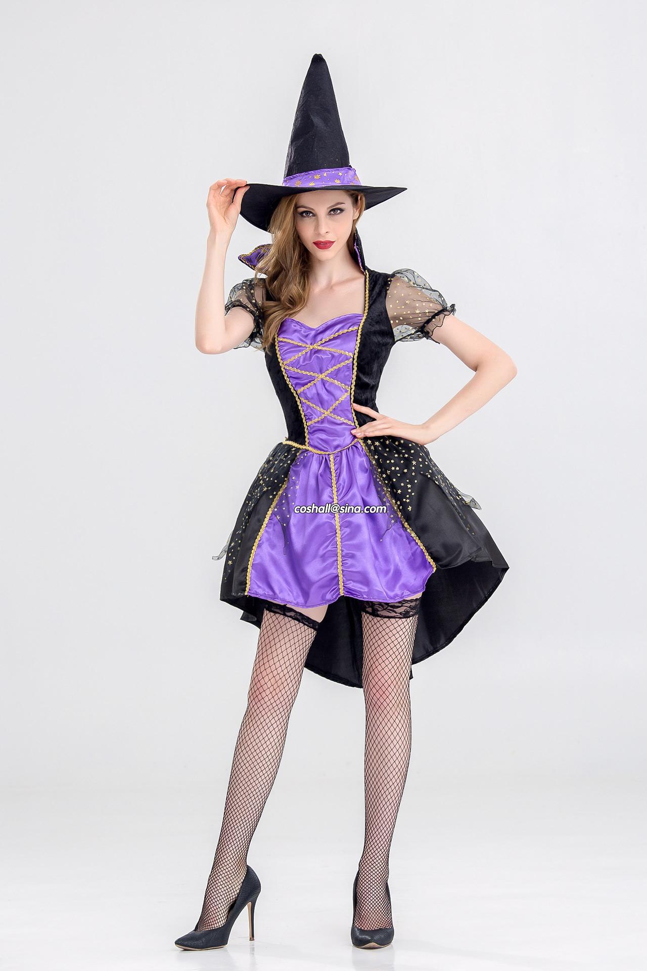 Wick Costume