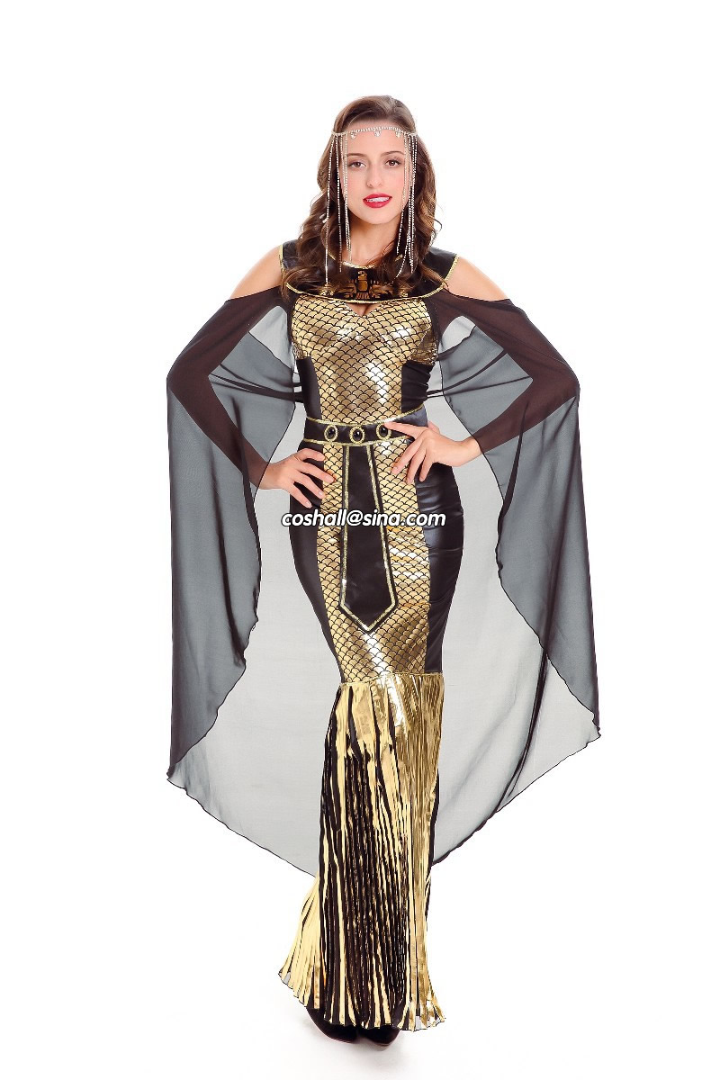 witch costume for halloween scc005 - cosplay wigs,lingerie,seamless