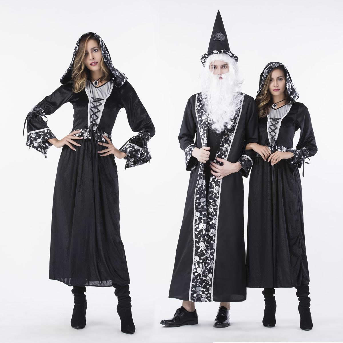 witch costumes for halloween