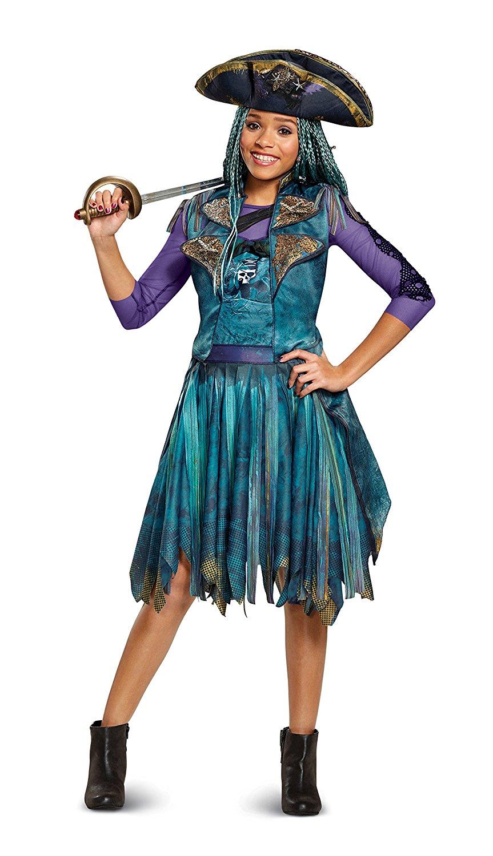 Disney Uma Deluxe Wig Descendants 2 – Cosplay Wigs,Halloween Costumes