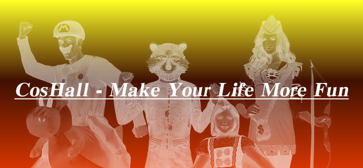 Coshall-make your life more fun Coshall-Cosplay Wigs,halloween costumes