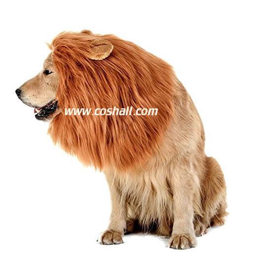 cosplay-wig-pet-lion-dog