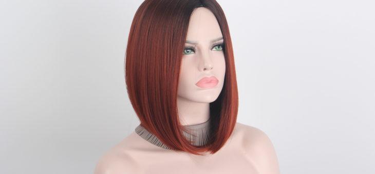 Short Ombre Wigs for Women