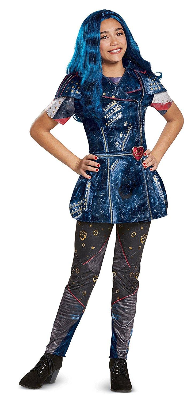 Disney Uma Deluxe Wig Descendants 2 - Cosplay & Halloween